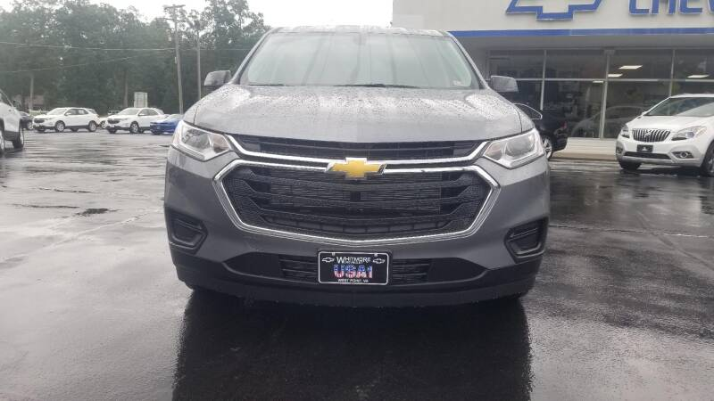2020 Chevrolet Traverse LS 4dr SUV w/1LS - West Point VA