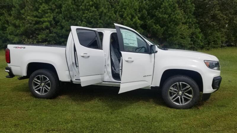 2021 Chevrolet Colorado 4WD Work Truck - West Point VA