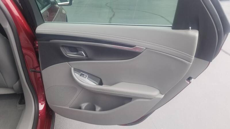2016 Chevrolet Impala LT 4dr Sedan w/ 2LT - West Point VA