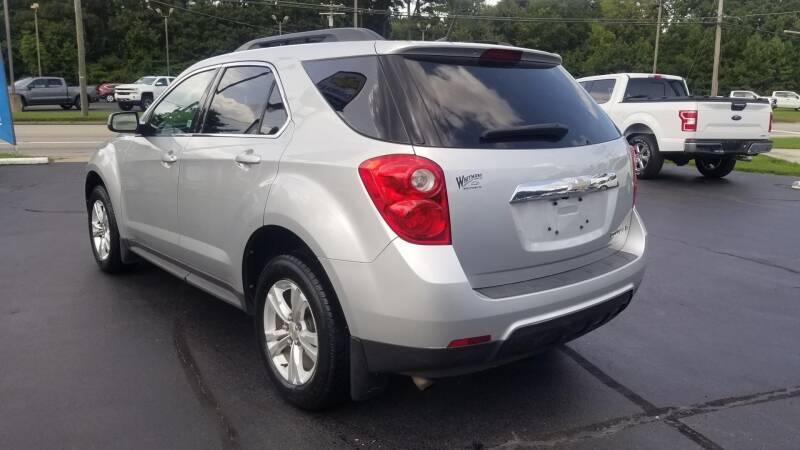 2011 Chevrolet Equinox LT 4dr SUV w/1LT - West Point VA