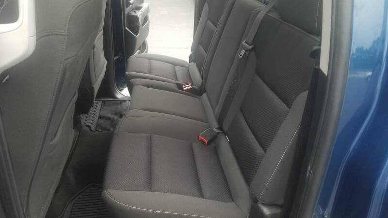 2018 Chevrolet Silverado 1500 4x4 LT 4dr Double Cab 6.5 ft. SB - West Point VA