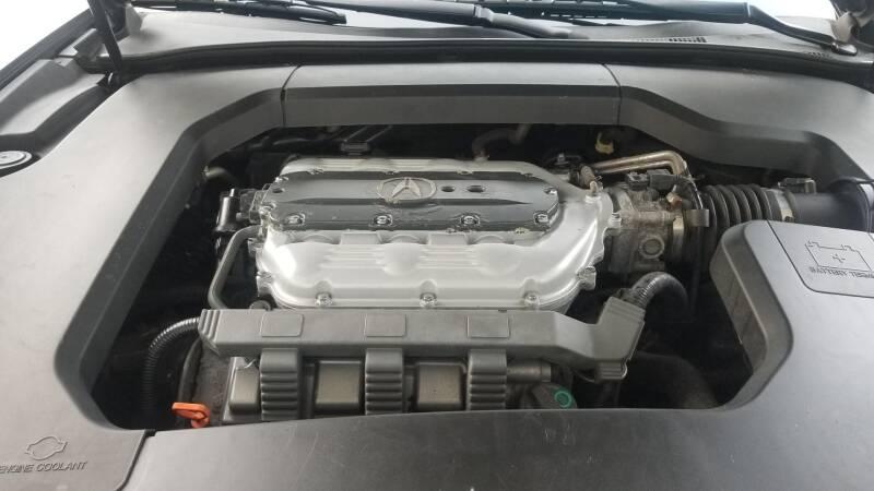2009 Acura TL 4dr Sedan w/Technology Package - West Point VA