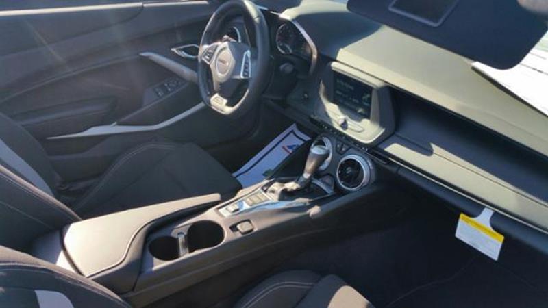 2017 Chevrolet Camaro LT 2dr Convertible w/1LT - West Point VA