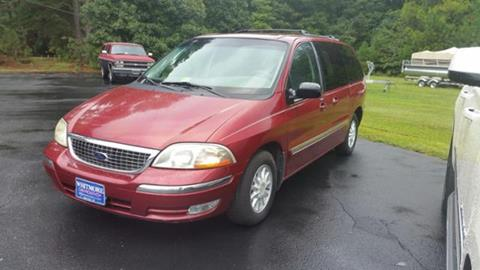 2002 Ford Windstar for sale in West Point, VA