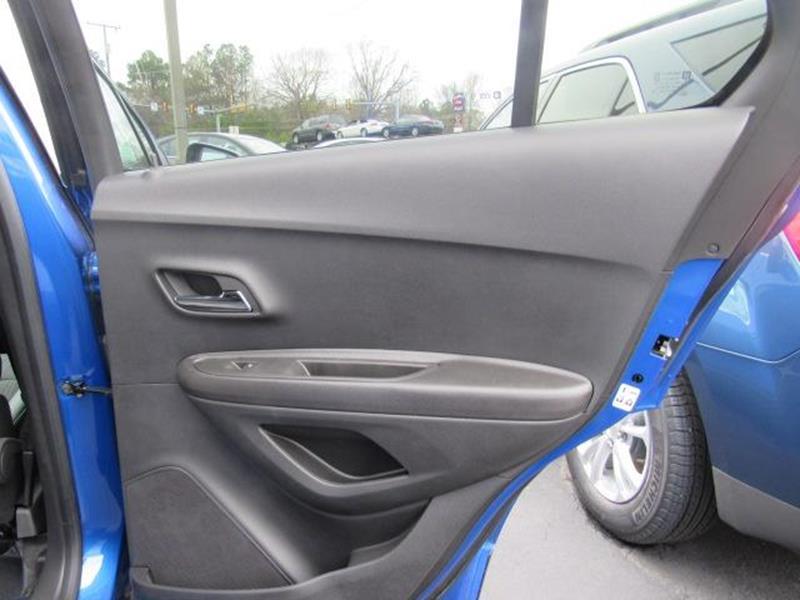 2015 Chevrolet Trax LT 4dr Crossover - West Point VA