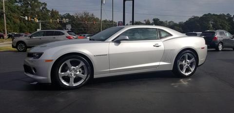2014 Chevrolet Camaro for sale at Whitmore Chevrolet in West Point VA