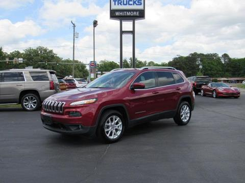 2014 Jeep Cherokee for sale in West Point, VA