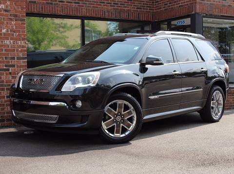 2011 GMC Acadia for sale in Des Plaines, IL