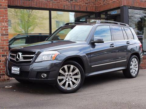 2011 Mercedes-Benz GLK for sale in Des Plaines, IL