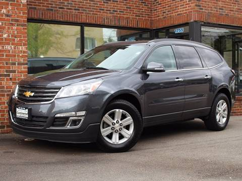 2013 Chevrolet Traverse for sale in Des Plaines, IL