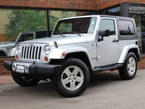 2009 jeep wrangler for sale in illinois. Black Bedroom Furniture Sets. Home Design Ideas