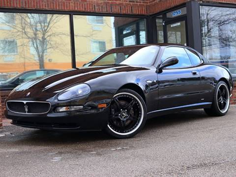 2003 Maserati Coupe for sale in Des Plaines, IL