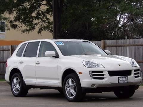 2008 Porsche Cayenne for sale in Des Plaines, IL
