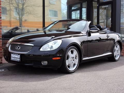 2003 Lexus SC 430 for sale in Des Plaines, IL