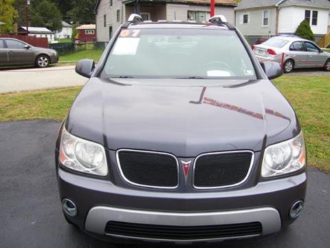 2007 Pontiac Torrent for sale in Lower Burrell, PA