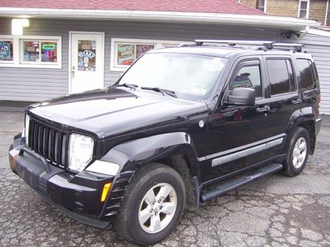 2010 Jeep Liberty for sale in Lower Burrell, PA