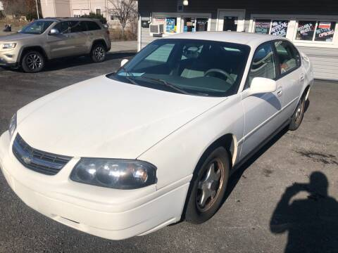 2005 Chevrolet Impala for sale in Lower Burrell, PA