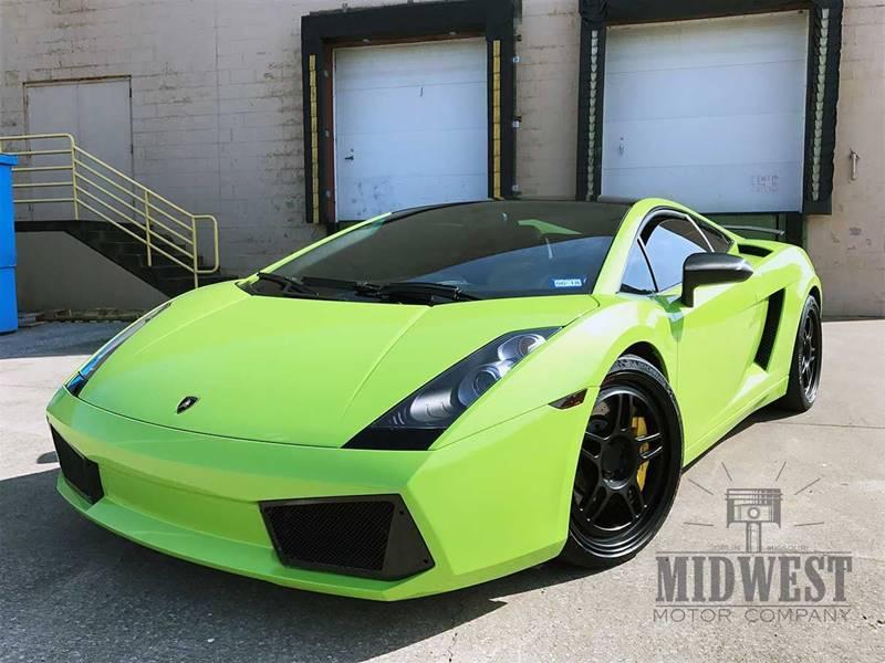 2004 Lamborghini Gallardo In Joplin MO - Midwest Motor Co.