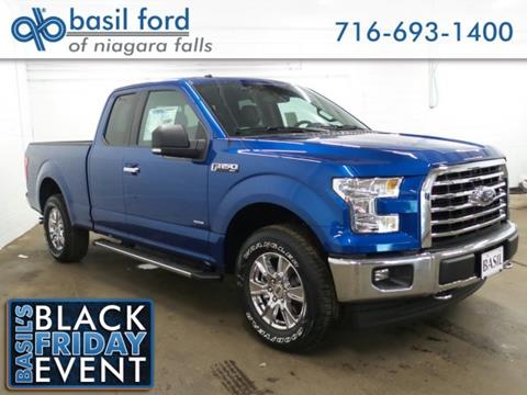 2017 Ford F-150 for sale in Niagara Falls, NY