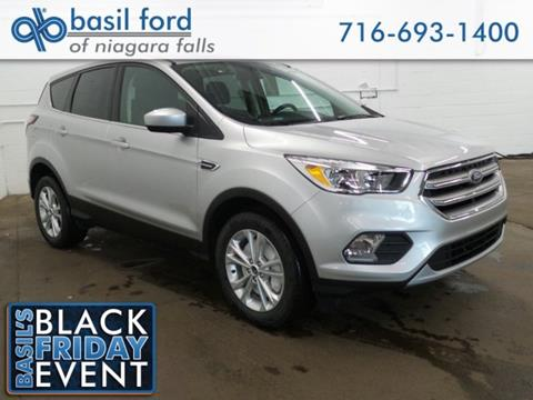 2017 Ford Escape for sale in Niagara Falls, NY