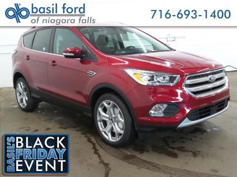 2017 Ford Escape for sale in Niagara Falls, NY