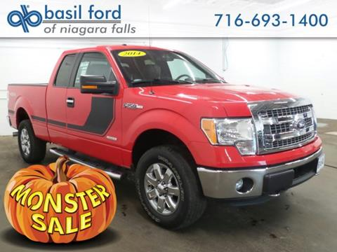 2014 Ford F-150 for sale in Niagara Falls, NY