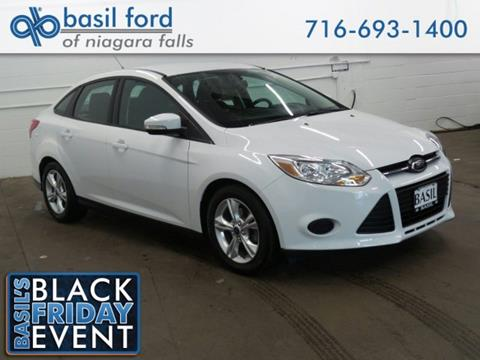 2014 Ford Focus for sale in Niagara Falls, NY