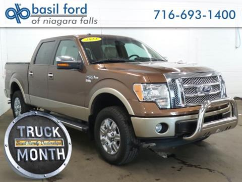 2011 Ford F-150 for sale in Niagara Falls, NY