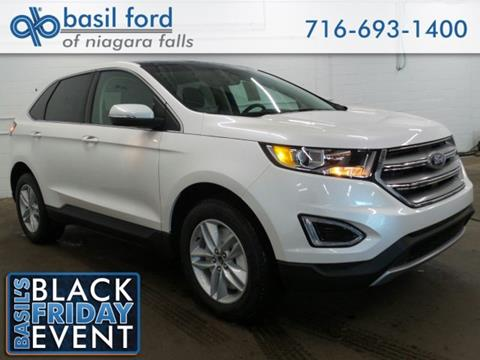 2017 Ford Edge for sale in Niagara Falls, NY