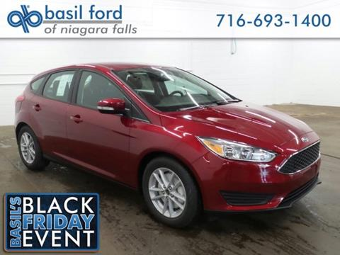 2017 Ford Focus for sale in Niagara Falls, NY