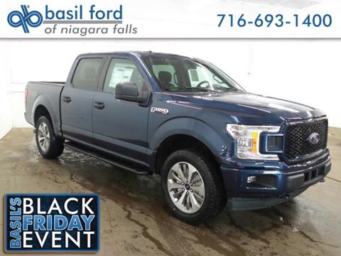 2018 Ford F-150 for sale in Niagara Falls, NY