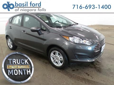 2017 Ford Fiesta for sale in Niagara Falls, NY