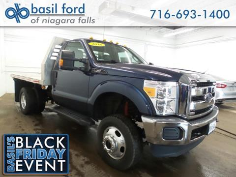 2016 Ford F-350 Super Duty for sale in Niagara Falls, NY