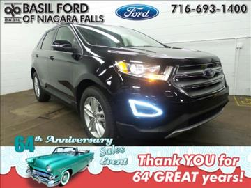 2016 Ford Edge for sale in Niagara Falls, NY