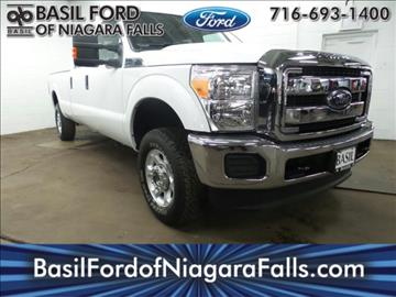 2016 Ford F-250 Super Duty for sale in Niagara Falls, NY