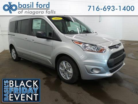 2017 Ford Transit Connect Wagon for sale in Niagara Falls, NY