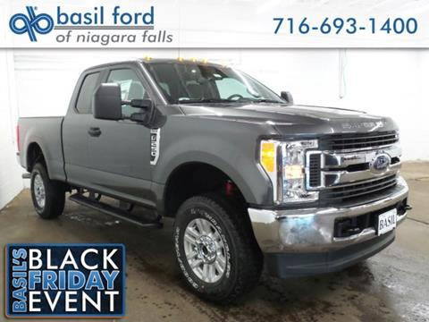 2017 Ford F-250 Super Duty for sale in Niagara Falls, NY
