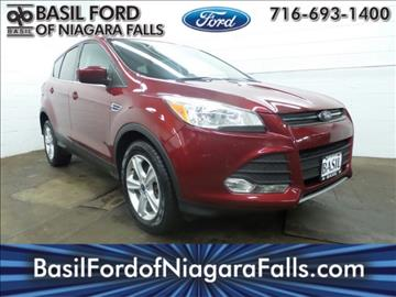 2014 Ford Escape for sale in Niagara Falls, NY