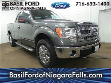 2013 Ford F-150 for sale in Niagara Falls, NY