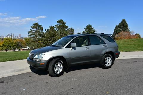 2002 Lexus RX 300 for sale in Denver, CO