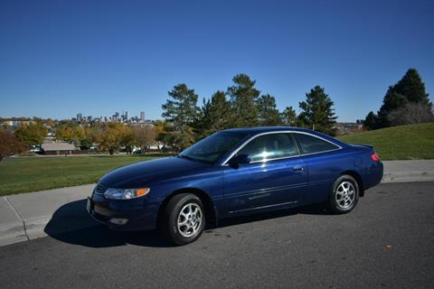 2002 Toyota Camry Solara for sale in Denver, CO