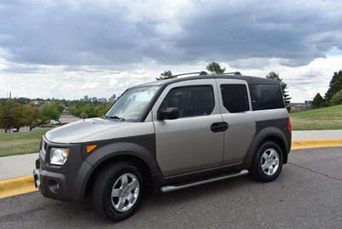 2004 Honda Element for sale in Denver, CO