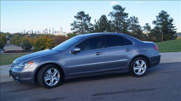 2005 Acura RL for sale in Denver, CO