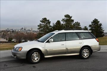 2002 Subaru Outback for sale in Denver, CO
