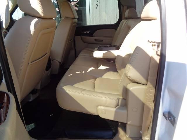 2008 Chevrolet Silverado 2500HD 4WD LTZ 4dr Crew Cab SB - Saint Cloud MN