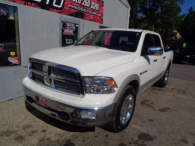 2009 Dodge Ram Pickup 1500 4x4 Laramie 4dr Crew Cab 5.5 ft. SB - Saint Cloud MN