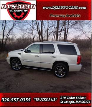 Cadillac Escalade For Sale in Saint Joseph, MN - Drive Appeal