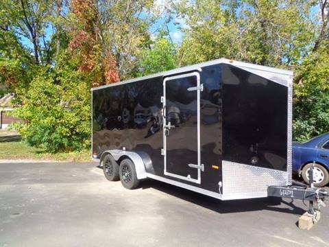 2014 RC 16 FT TRAILER