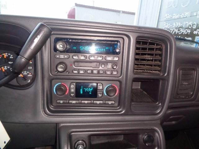 2004 Chevrolet Silverado 1500 4dr Crew Cab Z71 4WD SB - Saint Cloud MN