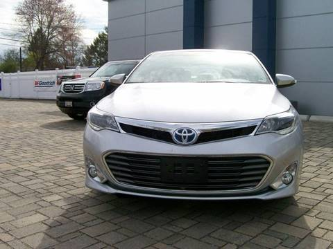 2014 Toyota Avalon Hybrid for sale in Dedham, MA